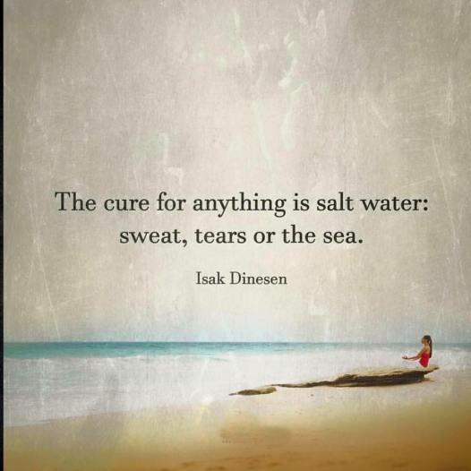 salt water sunday quote