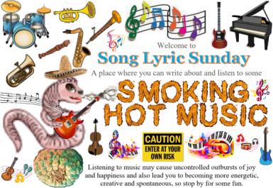 song-lyric-sunday